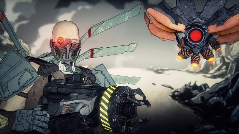 Представлен новый персонаж Quake Champions