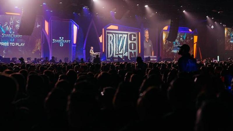 Анонсированы даты проведения BlizzCon 2018