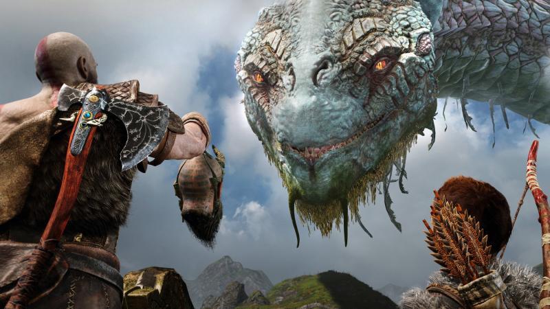 Кастомизируемая броня Кратоса в новом трейлере God of War
