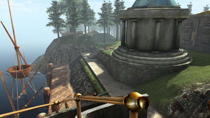 Коллекция игр Myst полностью профинансирована на Kickstarter