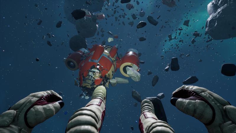 Специальный трейлер космической адвенчуры Breathedge в честь Дня космонавтики