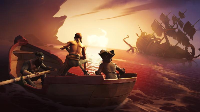 Разработчики Sea of Thieves рассказали о будущем контенте для игры