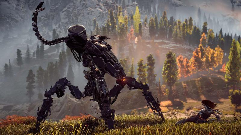 Разработчики Horizon: Zero Dawn боялись браться за проект