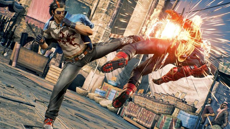 DRM-защита в Tekken 7 снижает производительность игры на PC