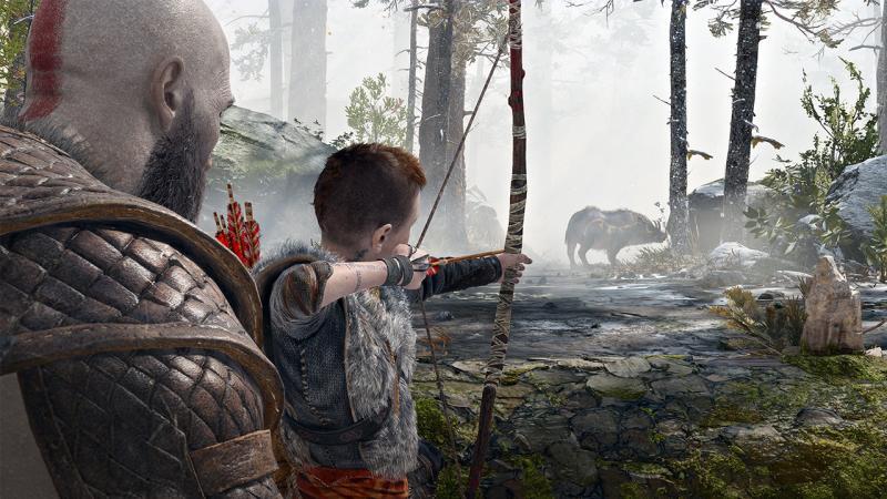 Фил Спенсер поздравил Sony с отличными рецензиями на God of War