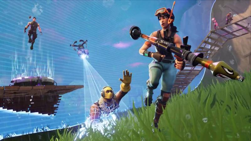 Epic рассматривает возможность пускать в матчи Fortnite: Battle Royale более 100 игроков