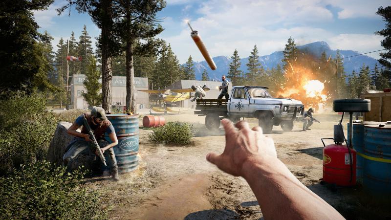 Far Cry 5 взломали через 19 дней после релиза