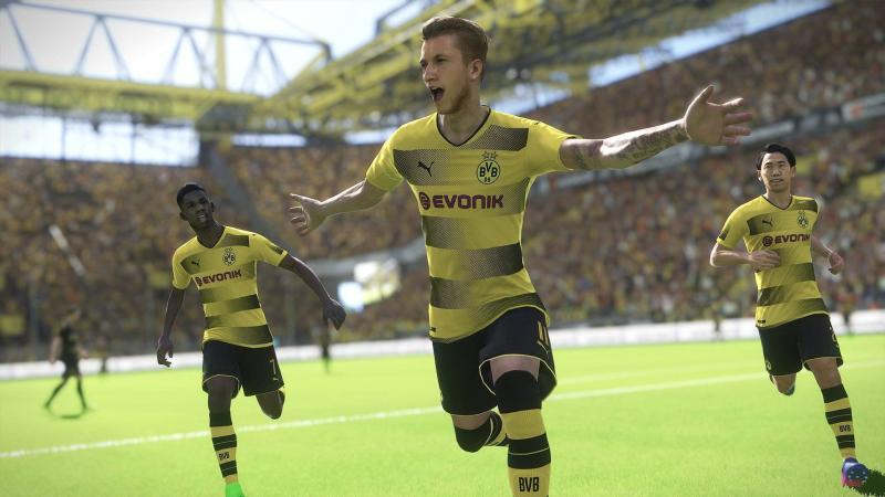 Серия Pro Evolution Soccer лишилась лицензии на Лигу чемпионов