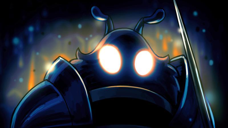 В Steam доступно свежее обновление для Hollow Knight