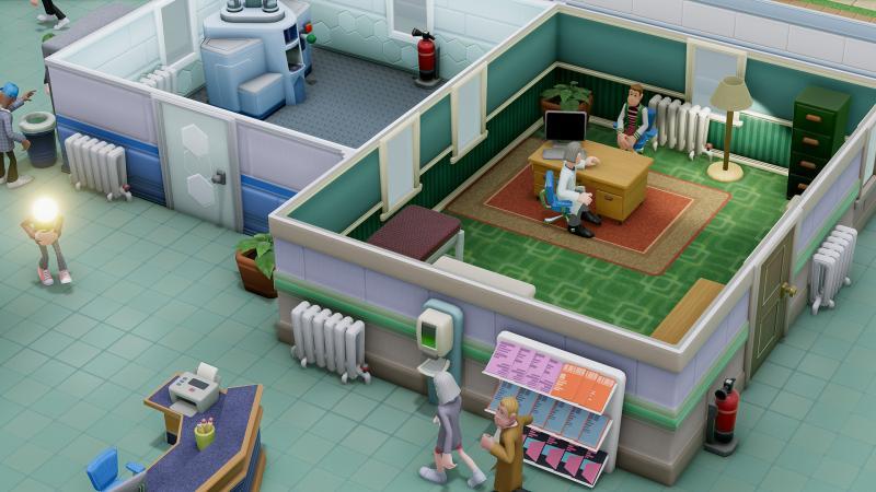 Новый выпуск дневников разработчиков Two Point Hospital