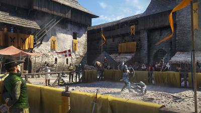 Kingdom Come: Deliverance получила патч версии 1.4.3