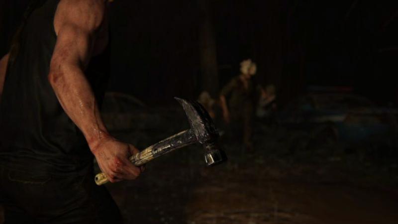 Идет активная запись движений актеров для The Last of Us: Part 2