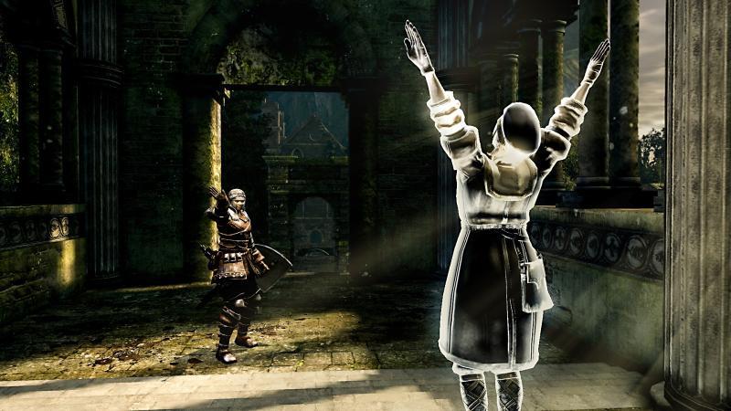Масштабное тестирование Dark Souls Remastered запланировано уже набудущую неделю