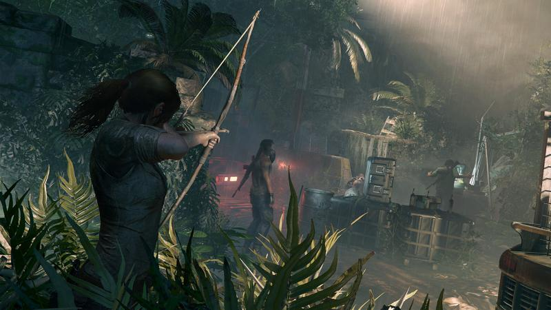 Shadow of the Tomb Raider получит поддержку 4K и 60 кадров в секунду на Xbox One X