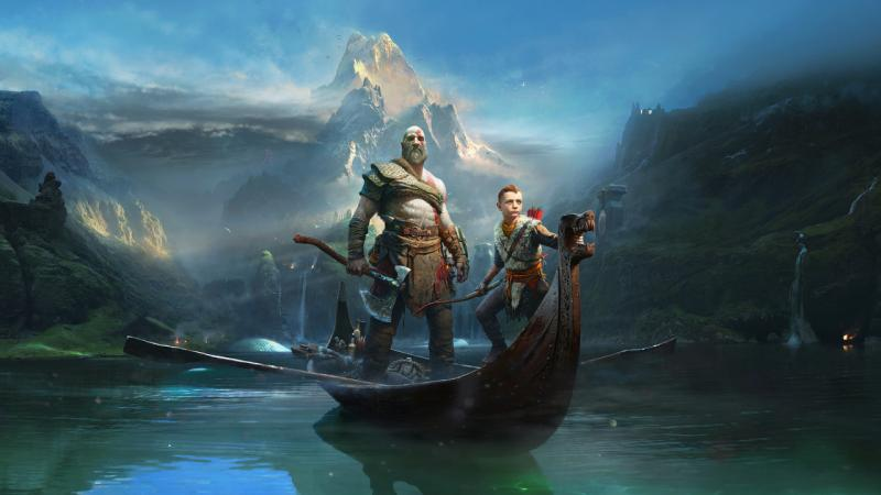 Новая God of War официально стала самым успешным эксклюзивом PS4