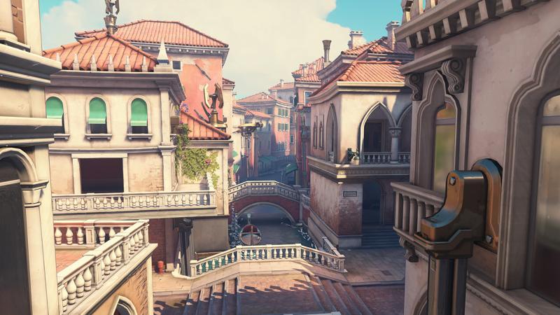 """Новая карта """"Риальто"""" уже доступна в Overwatch"""
