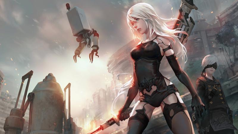 По слухам, NieR: Automata выйдет на Xbox One