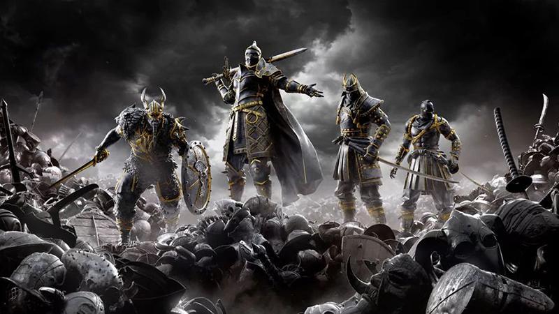 Ubisoft намерена посвятить время на E3 2018 средневековому экшену For Honor