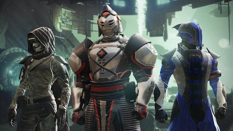 Эксклюзивная миссия для PS4 в геймплейном ролике Destiny 2