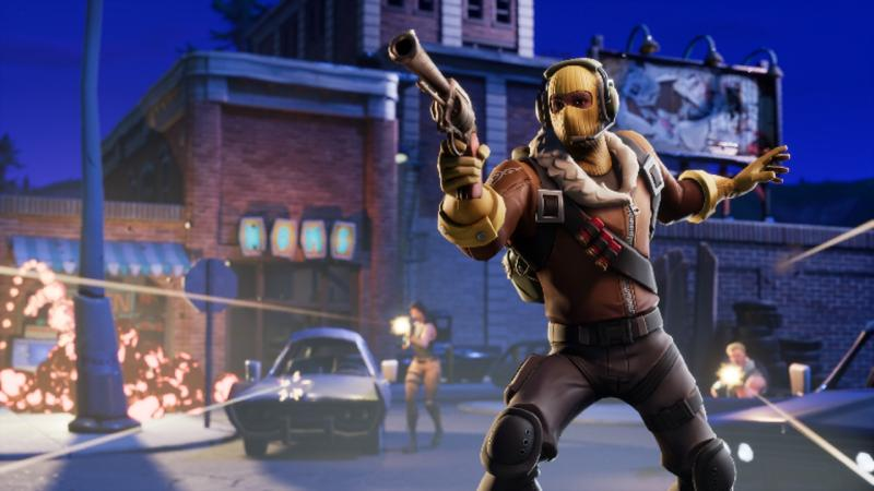 Игроки Fortnite: Battle Royale полностью заполнили кратер на новой локации игры