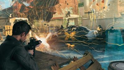 Quantum break pc game download free action sci-fi shooter games.
