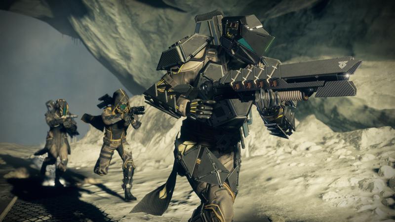 Релизный трейлер дополнения Warmind для Destiny 2