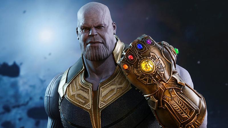 Завтра Танос прибывает в Fortnite: Battle Royale