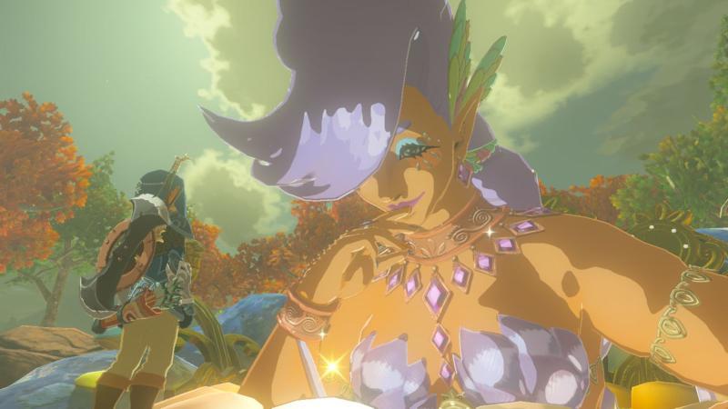 Nintendo уже может работать над новой частью The Legend of Zelda