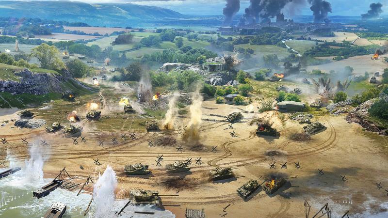 В World of Tanks началось масштабное игровое событие