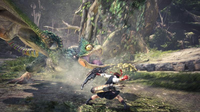 Продажи Monster Hunter: World почти достигли восьми миллионов копий