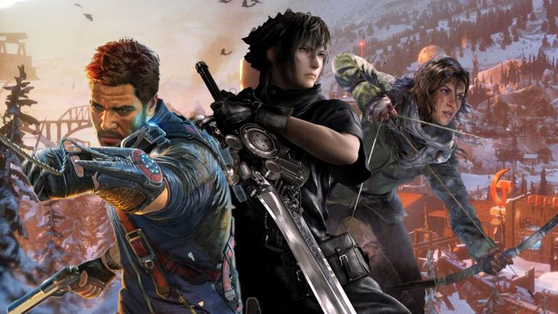 Square Enix объявила о времени проведения пресс-конференции на E3 2018