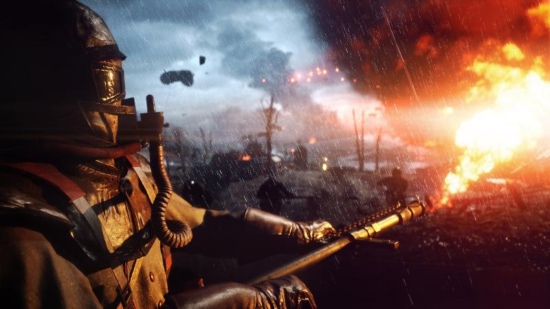 Battlefield 5 неоткажется отодиночной кампании