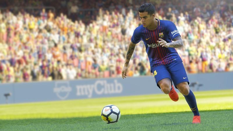 Konami официально анонсировала Pro Evolution Soccer 2019