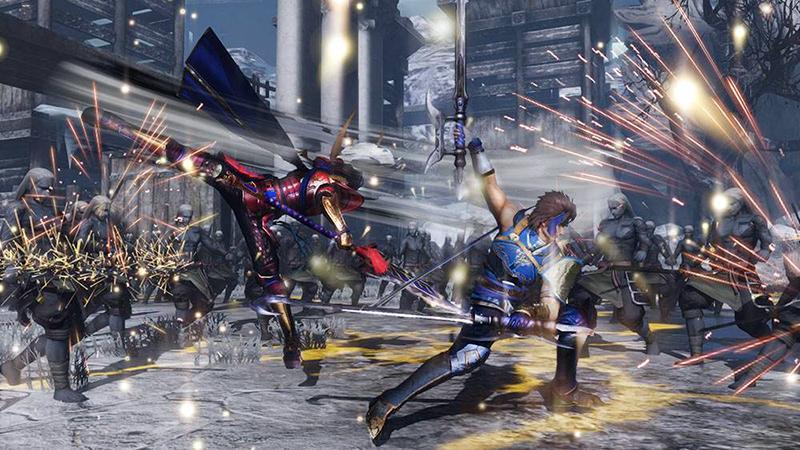 Warriors Orochi 4 выйдет в этом году на PC