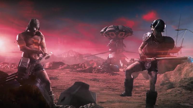 Дебютный геймплей Rage 2 демонстрирует безумные перестрелки в открытом мире