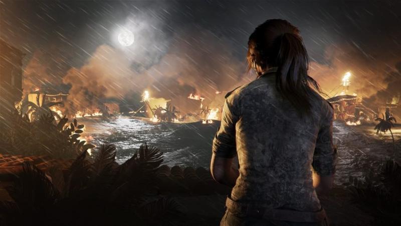 Эволюция Лары Крофт в новом ролике Shadow of the Tomb Raider