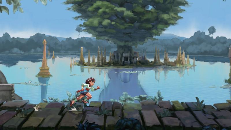 Экшен-RPG Indivisible отложена до 2019 года