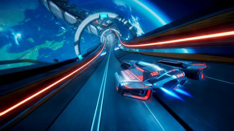 Гоночная игра Antigraviator выйдет на PC в начале июня