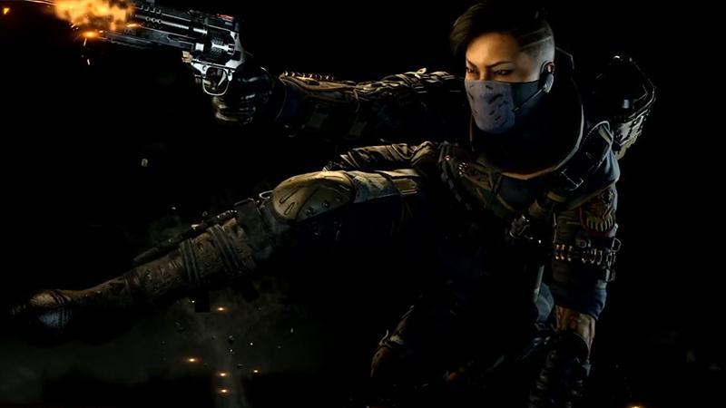 Дебютный геймплейный ролик мультиплеера Call of Duty: Black Ops 4