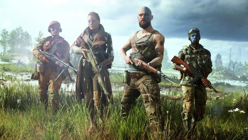 В Battlefield V вас ждет кооперативный режим Combined Arms