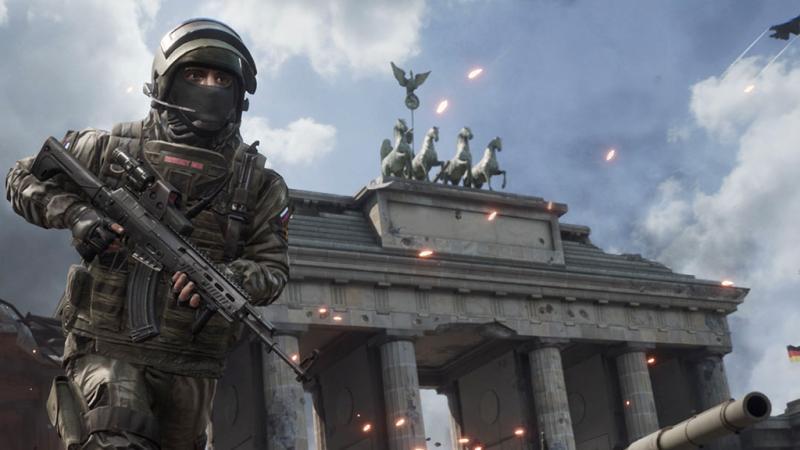 """В шутере World War 3 от разработчиков Get Even и Painkiller есть своя """"королевская битва"""""""