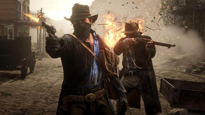 Появились подробности предзаказа Red Dead Redemption 2