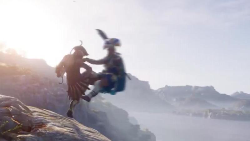 События Assassin's Creed: Odyssey могут развернуться до Assassin's Creed: Origins