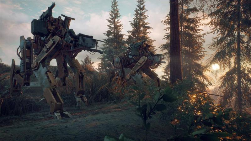 Avalanche Studios анонсировала Generation Zero - игру в открытом мире про восстание машин