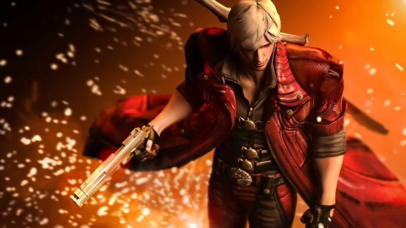 Домен Devil May Cry 5 переместился на серверы Capcom