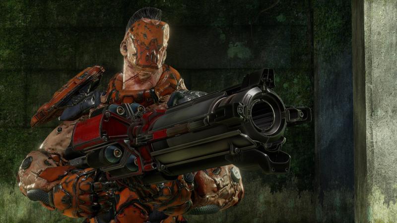 Кровища, боты и многое другое в июньском обновлении Quake Champions