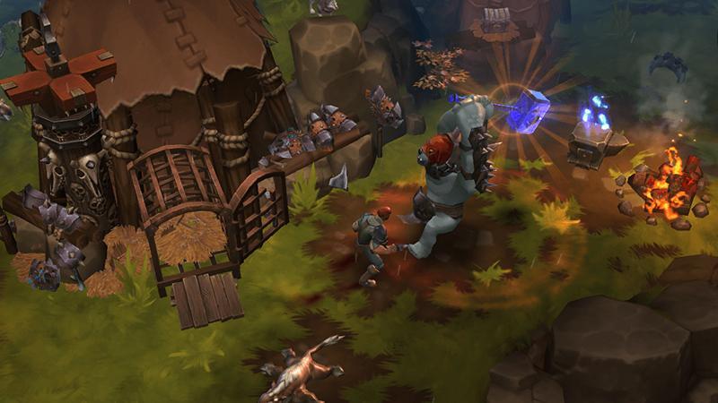 Бывшие разработчики Diablo и Torchlight трудятся над известным игровым франчайзом