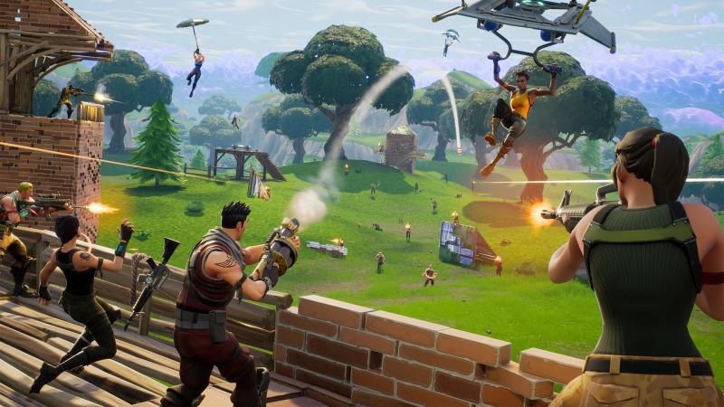 В Fortnite: Battle Royale наконец-то понерфили дробовики