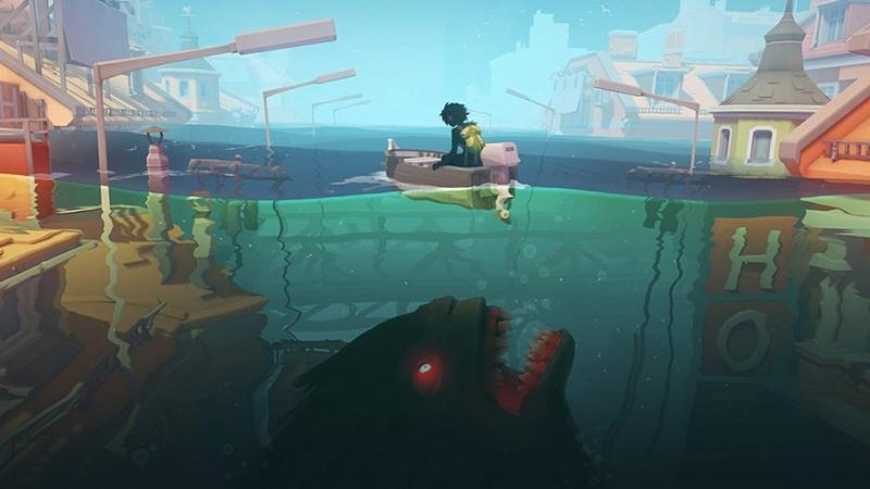 Новый трейлер Sea of Solitude с конференции EA Play