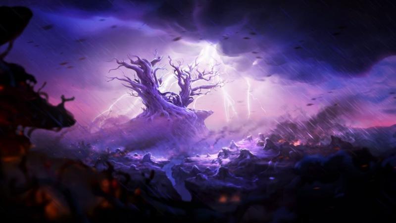 Новый геймплейный трейлер Ori and the Will of the Wisps